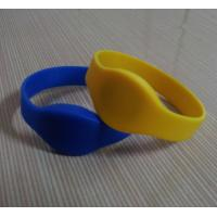 Wholesale Silicone RFID Wristband From Factory from china suppliers