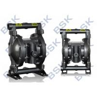 Wholesale Food Industry Air Driven Double Diaphragm Pump Convenient Installation from china suppliers