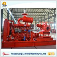 China Diesel Water Pump Agricultural Irrigation farm pumping machine on sale
