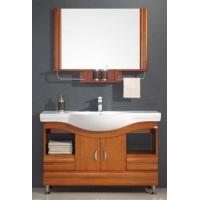 Wholesale Solid Wood Bathroom Cabinet XL-1244 from china suppliers