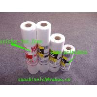 Wholesale OCC-PFMF  logo printed pre-folded masking film 1220mmx55m from china suppliers