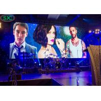 Buy cheap Indoor stage LED screen seamless video wall indoor LED display screen die from wholesalers