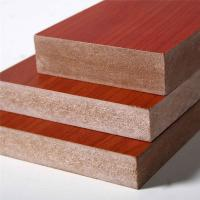 High density mdf melamine board price of item