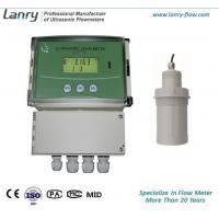 Wholesale 4 Digit LCD Ultrasonic Level Meter Remote Version With Separate Probes from china suppliers
