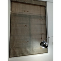 Wholesale 0.9x0.45m Kenaf Woven Jute Roll Up Blinds For Windows from china suppliers