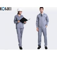 Wholesale Adults Safety Professional Work Uniforms For Builders Work Wear / Engineer Uniform from china suppliers