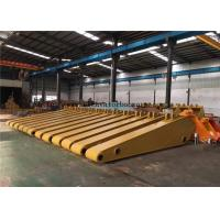 Wholesale Large Excavator Extension Arm Construction Machinery Spare Parts Erosion Resistant from china suppliers