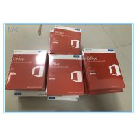 Wholesale Business Microsoft Office 2016 Standard Windows English PC Key Card Online Activation from china suppliers