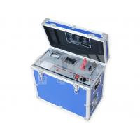 Buy cheap High Accuracy ZXR -100A Transformer Testing Equipment Dc Winding Resistance Test from wholesalers