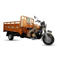 China 200CC Three Wheel Cargo Motorcycle / 250CC Cargo Tricycle Heavy loader on sale