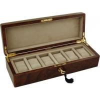 Wholesale Glossy finish wooden watch box from china suppliers
