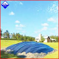 Wholesale Biodegradable Heavy Duty Non Woven Weed Control Fabric PP Black / White Color from china suppliers