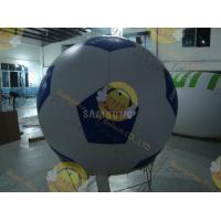 Wholesale Inflatable Advertising Sport Balloons Large Football Shape for Outdoor Events from china suppliers