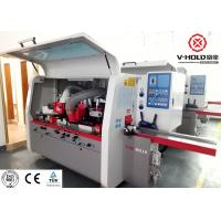 High Precision 5 Head Moulder Woodworking Machine VH - M518 Energy Saving