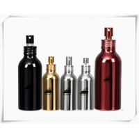 Wholesale Corrision Resistant Aluminum Spray Bottle , Refillable Perfume Bottle from china suppliers