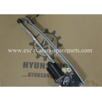 Wholesale HYUNDAI R210LC-9 Excavator Cabin Parts Wiper Motor Assembly 21Q6-31201 21Q6-01210 21Q6-01220 21Q6-01230 from china suppliers