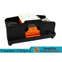 Casino Dedicated Professional Automatic Card Shuffler With Easy Operation