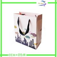 Wholesale Eco Friendly Paper Shopping Bag , Decorative Gift Box PMS / CMYK from china suppliers