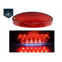 Wholesale Universal Red 12V LED Aftermarket Motorcycle Lights For Tail Rear Brake from china suppliers