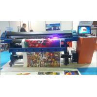 Wholesale LED UV Inkjet Printer DX7 head 1700mm Printing Width for For leather, PU, curtain Fabric from china suppliers