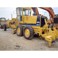 China 5 Shanks Ripper Used KOMATSU Grader GD623A-1 Komatsu 6D125 Engine 155HP Good Condition on sale