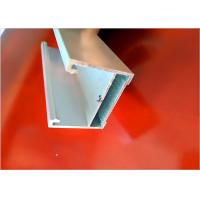 Wholesale OEM 6061 Anodized Aluminum Enclosure , Aluminium Profile For Building Material from china suppliers