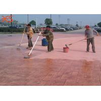 China Non Yellowing Non Slip Concrete Sealer , Stain Resistant Solvent Based Paver Sealer  on sale