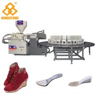Wholesale CE SGS Certification Rotary Injection Molding Machine For PP Insoles Making from china suppliers