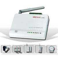 Wholesale Wireless GSM SMS CDMA Home Alarm System(YL-007M3A) With Battery And Wireless Door Sensor from china suppliers