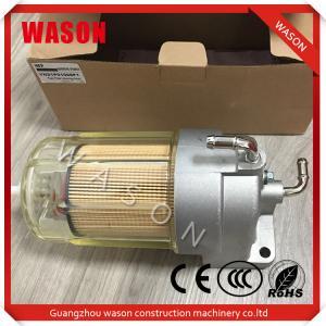 China Kobelco Excavator Machine Parts Fuel Water Separator Filter Kit YN21P01036F1 YN21P01068F1 YN21P01088F1 4676385 on sale