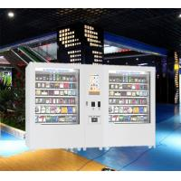 Buy cheap Credit Card Cash Acceptor Snacks and Drinks Vending Kiosk with Remote Management from wholesalers