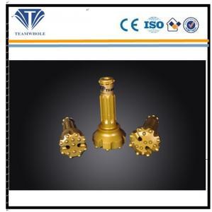 Mining 4 Inch DTH Drilling Tools Heat Resistance DHD340 Drill Bit