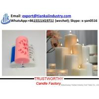 Wholesale white pillar candle factory China factory supply candle making best price from china suppliers