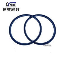 Wholesale Construction Excavator 140x155x9 Hydraulic Cylinder Seals IUIS FU1323-R0 from china suppliers