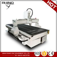 Wholesale High Precision CNC Router Machine For Wood , Yaskawa Servo Motor Industrial CNC Router from china suppliers