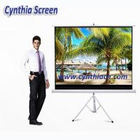 Wholesale Portable Tripod Projection Screen, Projector Bracket Stand Projector Screens from china suppliers