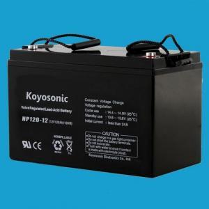 China Sealed Lead Acid Battery/VRLA Battery-12V120AH-NP120-12 on sale