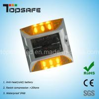 Wholesale Super Brightness LED Solar Road Stud (TP-SR-6) from china suppliers