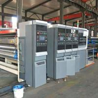 Wholesale Polychrome Cardboard Printing Flexo Printing Machinery Mechanical Driven Type from china suppliers