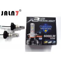 Automotive Led Headlight Bulbs , High Intensity Headlights Replacement Headlights