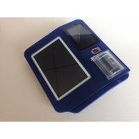 China QR Barcode Scan Mobile POS Terminal , NFC Android OS Mobile Card Payment Machines on sale