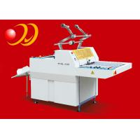 China Double Side Film Laminating Machine Small Semi - Auto For Wall Calendar on sale