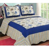 Wholesale Printed Embroidery bedroom beautiful comforter sets with frame from china suppliers