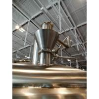 Wholesale 10BBL Brewhouse Large Scale Brewing Equipment Semi Auto Control Panel from china suppliers