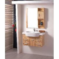 Wholesale Bathroom Cabinet / Oak Bathroom Cabinet (W-168) from china suppliers