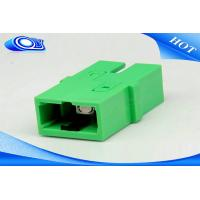 Wholesale Telecommunication Networks SC APC Adapter , SM / MM Fiber Optical Adapter from china suppliers
