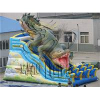 Good design cheap inflatable pool water slide inflatable for Good cheap pools