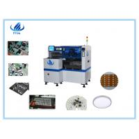 China Auto Optimization SMT PCB Assembly Machine HT-E5S With Panasonic Servo Motor on sale