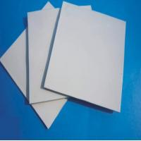Thick Sticky Thermal Conductive Pad , Silicone Rubber Heat Resistant Pads 0.25mm Thicknesses