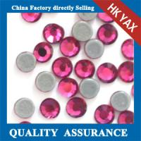 Wholesale Wholesale hot fix Rhinestones Flatback, China Crystal Hotfix Rhinestones, Crystal stone for wedding Decoration from china suppliers